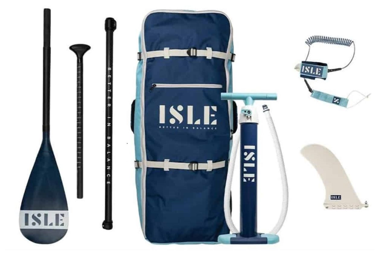 Isle Paddle Boards Accessories