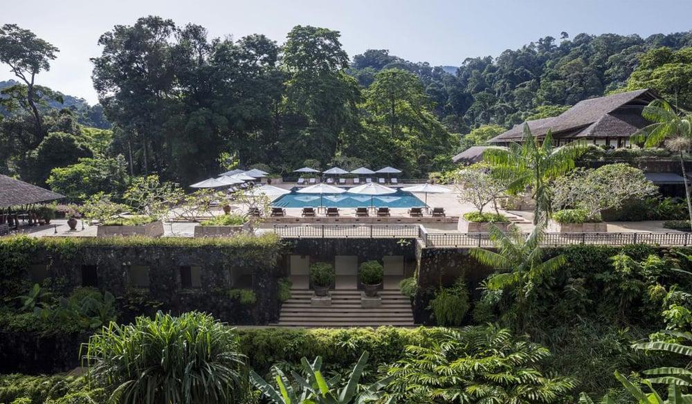 the datai langkawi, malaysia